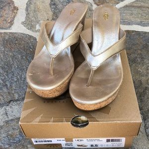🆕listing.  Ugg sandals 8.5